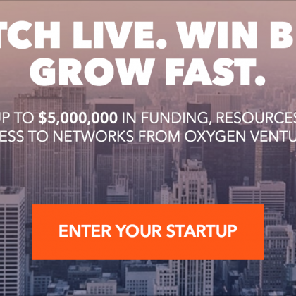 5 Million Bucks For Your Big Pitch! Go For It.
