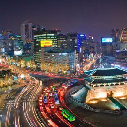 Korea, 'Land of the Morning Calm' & Now Startup Hub