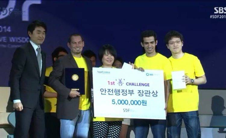 "GeoMoby's Chris Baudia Wins Global Hackathon With ""SocialFence"""
