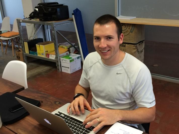 LifeFit owner Jacob Moffitt
