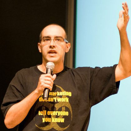 Dave McClure Commentary On Disruption