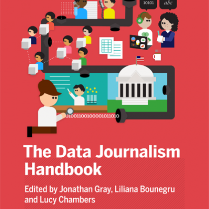 Book Of The Day – The Data Journalism Handbook
