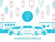 Uber Ice Cream?