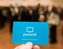 Prezentt Presents The future in Presentations