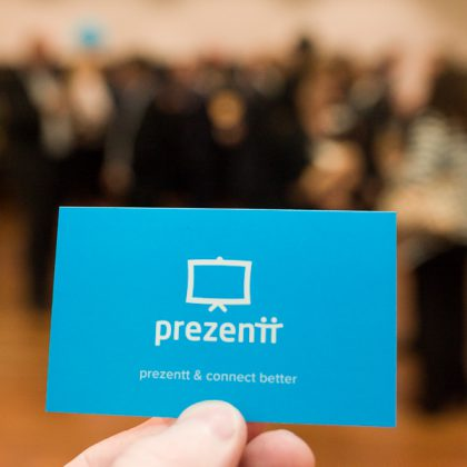 Prezentt Presents The future in Presentations