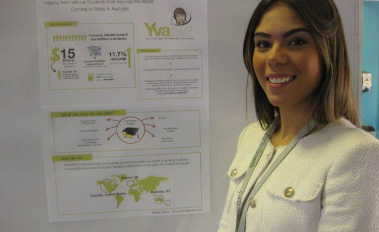 Ignition 2014 Interview: Marina Aleixo