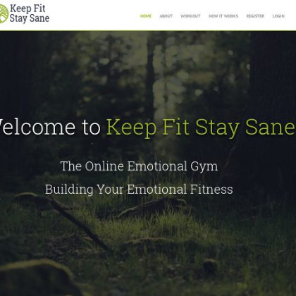 Startup Post-mortem: Keep Fit Stay Sane