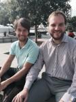 CEO Al Bentley and COO Nick van den Berg