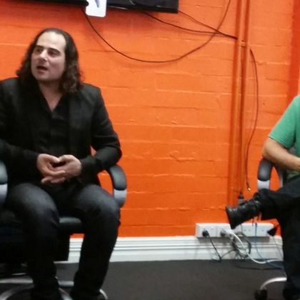 Summary Of Q&A Session With Michael Kyriacou