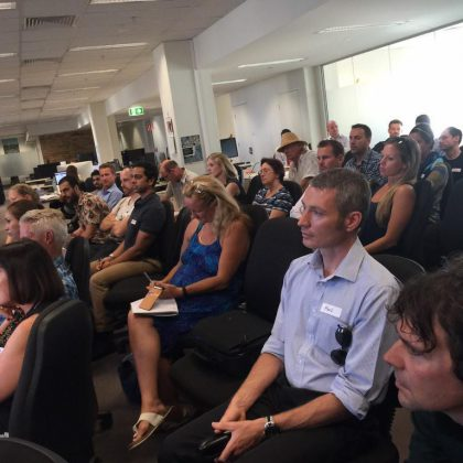 Perth 4 Hour Work Week Meetup Launched Last Night