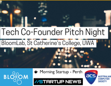Tech Co-Founder Pitch Night