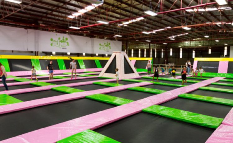 The Ups and Downs of a Trampoline Park Startup