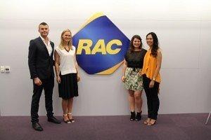 RACSeedSpark Startup Finalists