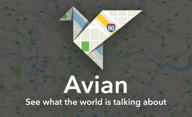 Avian: Twitter Map Hatches