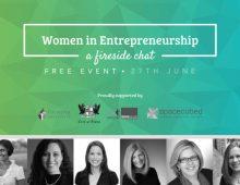 Women in Entrepreneurship Event