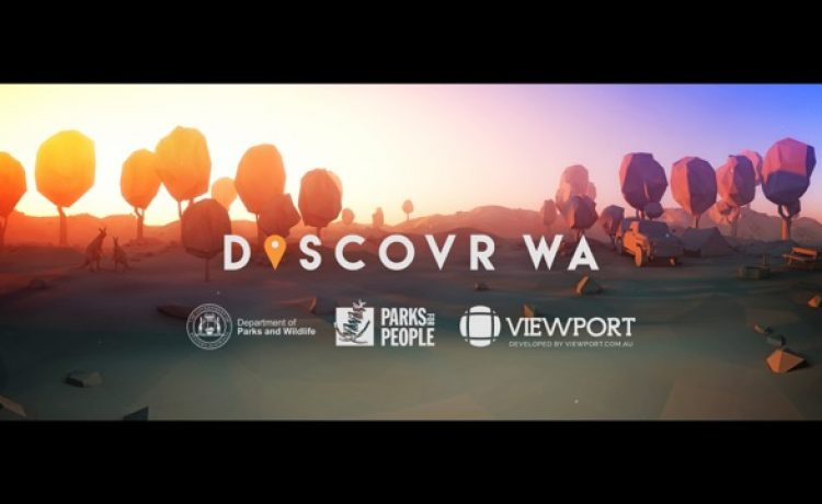 DISCOVR WA with VR