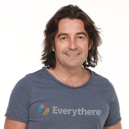 Startup Story: Stuart Kidd from Everythere
