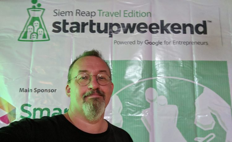 Startup Weekend Siem Reap