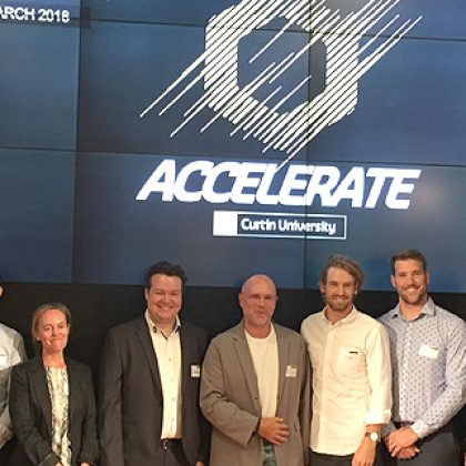 Curtin Accelerate opens for applications