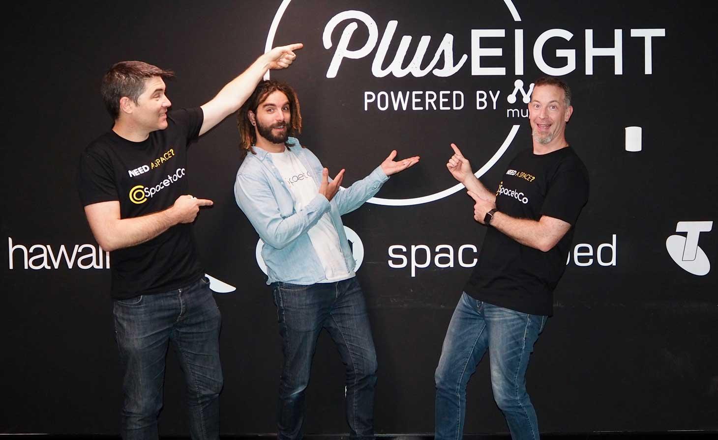 SpacetoCo - Perth Startup Trio