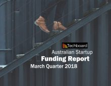 WA tech startups attract $67M in funding deals in March Quarter: Techboard report