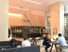 FLUX finalist in best coworking space in Australia