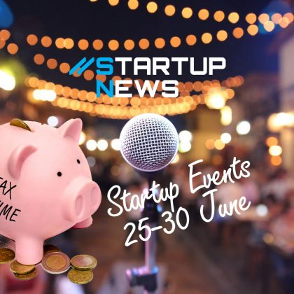 Startup Events: 25-30th June 2018
