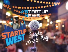 Startup Events: 20th-26th August