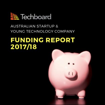 $3.5 Billion flows into Australia's early stage tech sector: Techboard