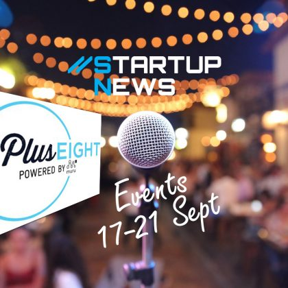 Startup Events: 17th to 21st September