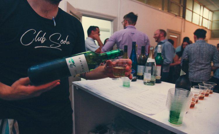 Club Soda Turns the Key to Ignition
