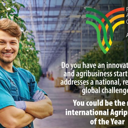 Are you the next Agripreneur of the Year?