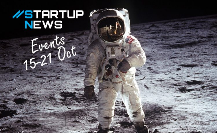 Startup Events: 15th-21st October