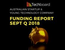 WA private funding tanks in September Quarter: Techboard