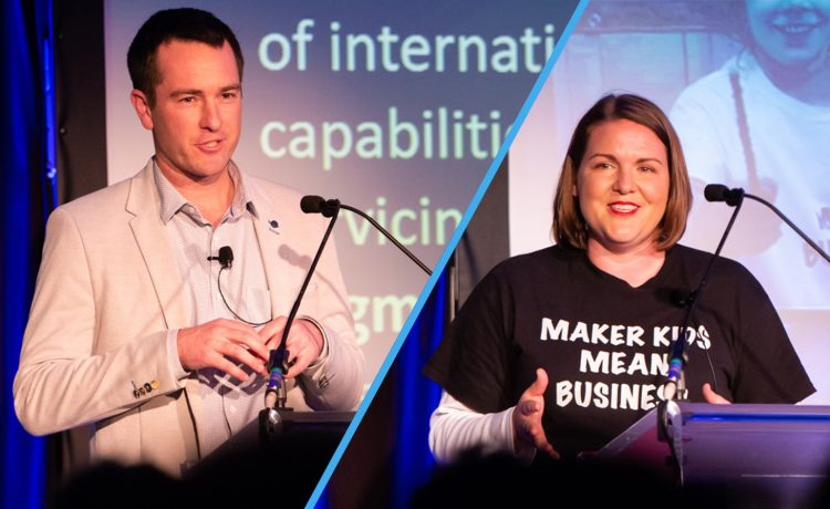 In their words: Perth Pitch@Palace competitors