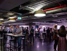 A wander through CORE's Startup Exchange