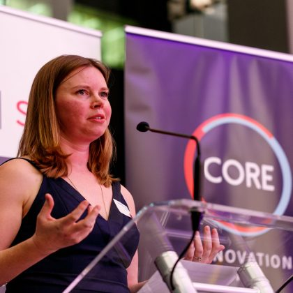 CORE Skills graduates turn disruptive forces into competitive advantage