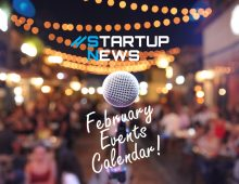 Your February Startup Events…