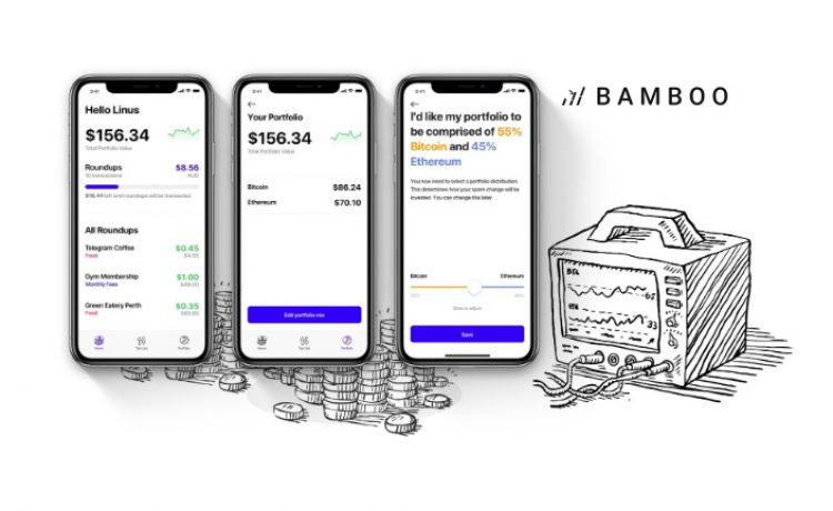 Bamboo looks to show digital asset micro investing is not taboo
