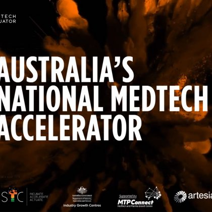 Applications open for $200K seed equity investment medtech accelerator
