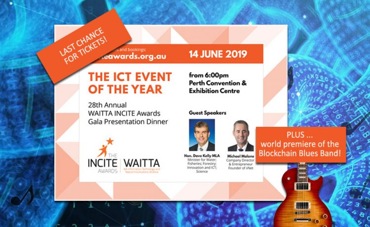 Last Chance for INCITE Awards tickets…