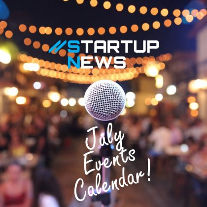 Your July Startup Events…