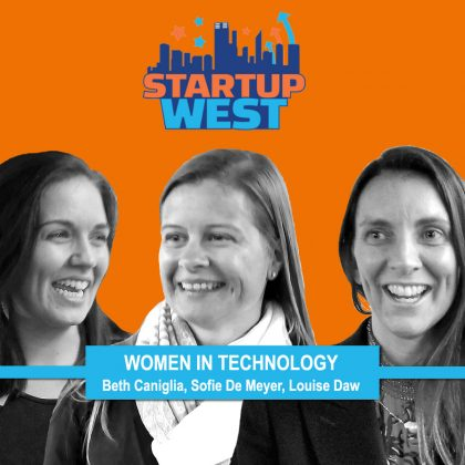Startup West  ep23: Women in Technology