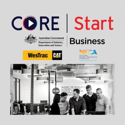 Applications open for CORE Start Award
