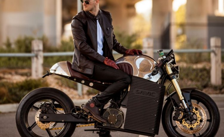 Savic Motorcycles, from Perth to Melbourne