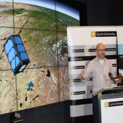 Curtin's 'out of this world' Opportunity