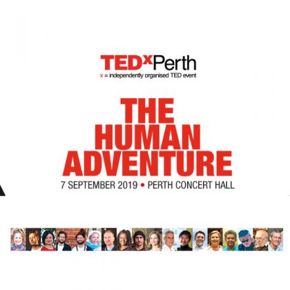 Last chance for TEDxPerth tickets