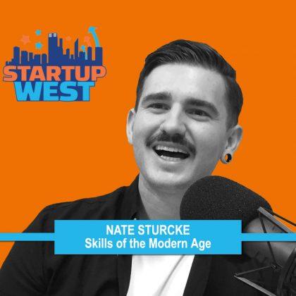 Startup West podcast ep29: Nate Sturcke, SOMA