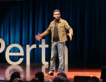 TEDxPerth shows its social impact