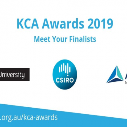 Curtin Winners of 2019 KCA Research Commercialisation Award